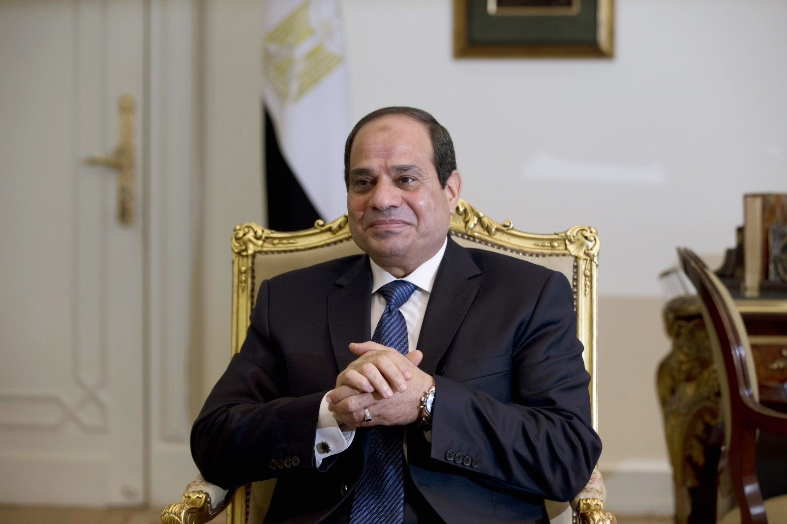 Egypt Prez desires to take ties with India to higher level: Akbar