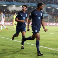 FIFA U-17 WC: Brewster's Hat-Trick Secured Semifinal Spot For England