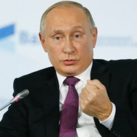 US Pressured International Olympic Committee To Ban Russia From Winter Games: Putin