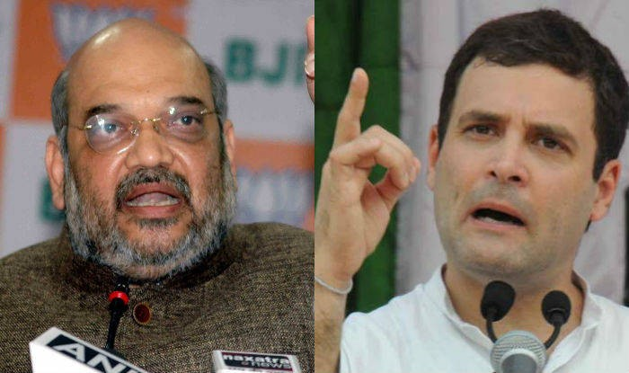 Amit Shah thanks Sheila Dikshit for saying Manmohan Singh was not tough on terror
