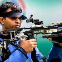 Deepak Kumar bags silver in 10m Air Rifle
