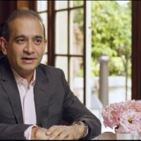 UK authorities have confirmed that Nirav Modi is in their country - CBI said