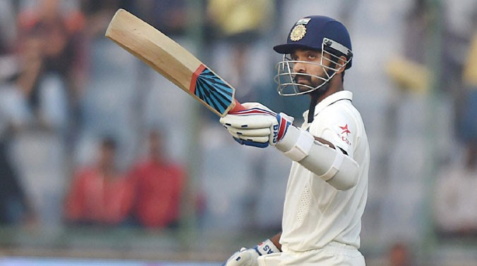 Ajinkya Rahane feels there's connection between him and No. 17