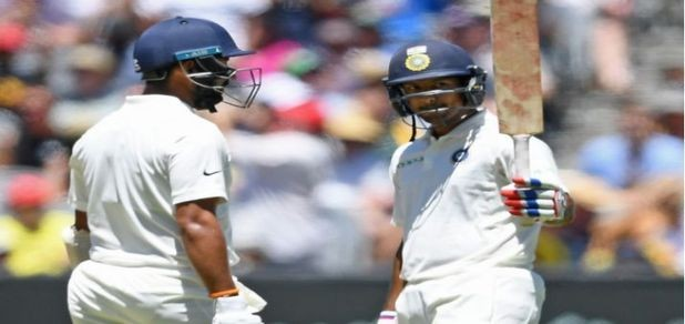 First Test: Rohit, Mayank score fifties as India dominate South Africa