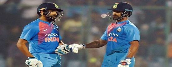 Shikhar Dhawan says he doesn't react to criticism after his century in Mohali ODI against Australia