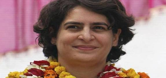Article 370's abrogation from Jammu and Kashmir unconstitutional, anti-democracy, says Priyanka Gandhi Vadra