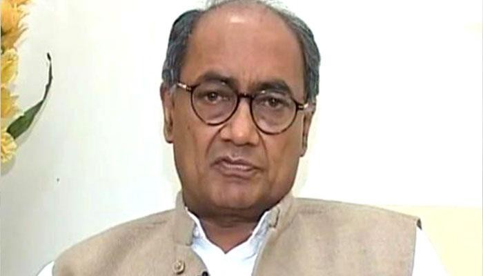 Digvijaya Singh stirs row, says people in saffron robes raping inside temples