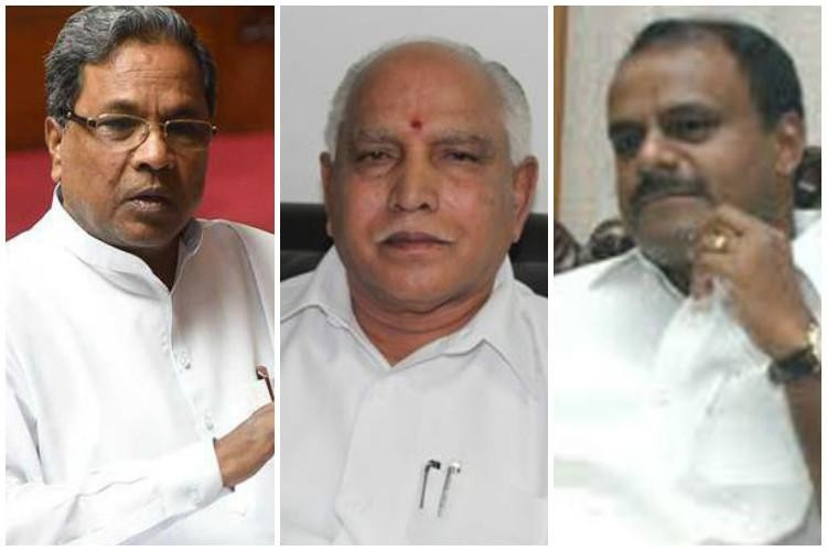 Karnataka crisis: Congress Legislature Party meeting underway, adjournment notice in Lok Sabha