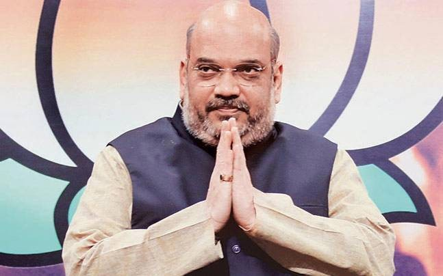 LS polls battle of ideologies; opposition coming together merely for power: Amit Shah