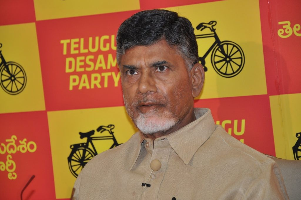 Telangana polls: Congress candidate to be CM, says Chandrababu Naidu