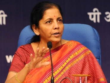Preference for Ola, Uber too led to automobile sector slowdown: Sitharaman