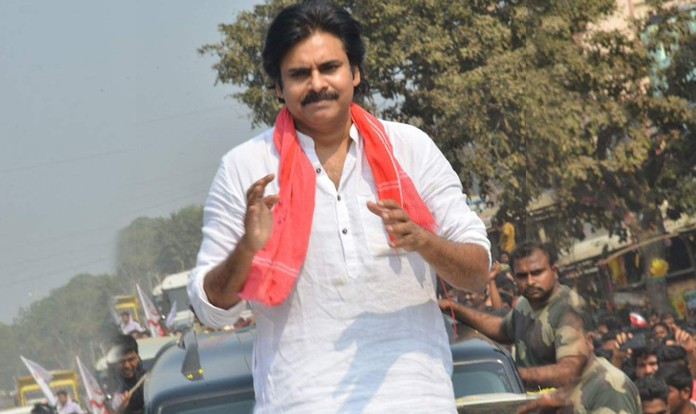 Jana Sena party chief Pawan Kalyan expresses his dream to become the State CM