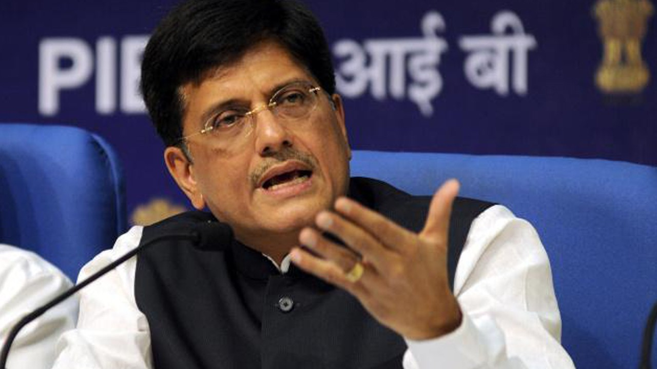 Our pilots flying MiG as Congress delayed acquiring Rafale jets, says Union Minister Piyush Goyal