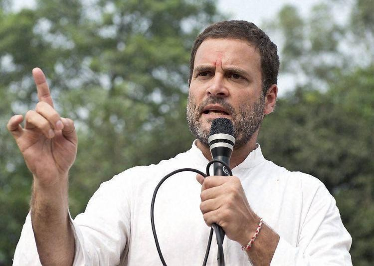 Taking cue from Jagan's Andhra victory, Rahul to go on Bharat Yatra
