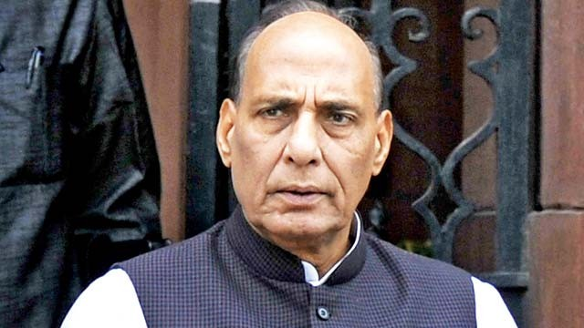 After 17 hours of sulk, Defence Minister Rajnath Singh now part of six Cabinet committees