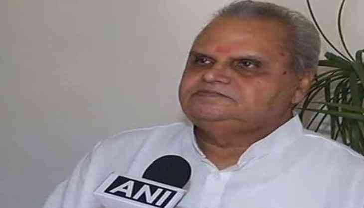 Ruling elite in Jammu and Kashmir involved in corruption: Governor Satya Pal Malik