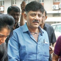 ED seeks in court judicial custody, interrogation of Congress leader Shivakumar