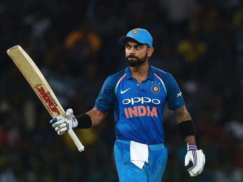 Virat Kohli smashes century No. 42 to become India's second-highest run-getter in ODIs