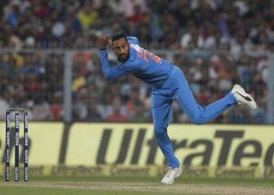 Krunal three-for, Rohit blitz help India pull level