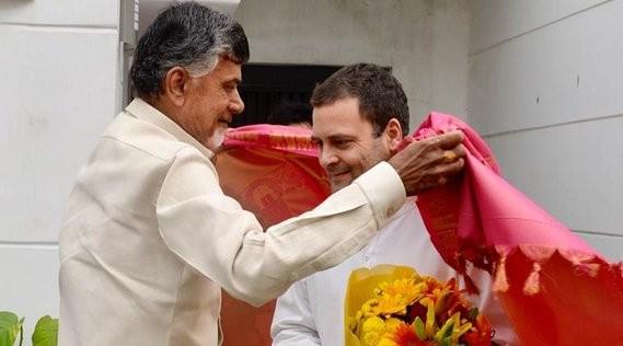 It's Congress-TDP Arithmetic Versus TRS Perception in Telangana Cliffhanger