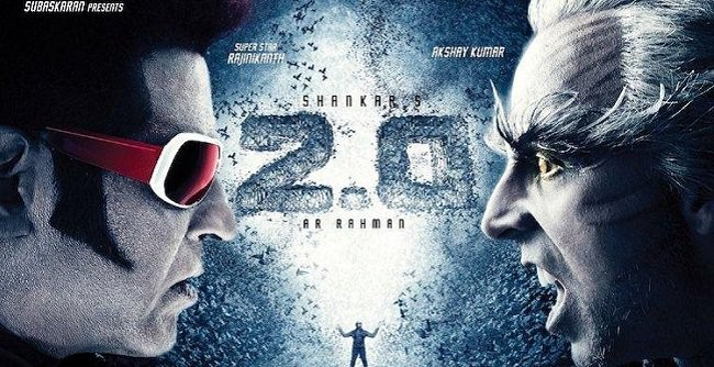 2.0 Box Office Day 6: Rajinikanth, Akshay Kumar's Film Continues Its Winning Streak