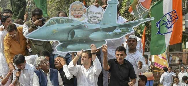 NoMo Anti-Corruption Clause: Rahul Gandhi Says Modi Opened Door for Anil Ambani's 'Rafale Loot'