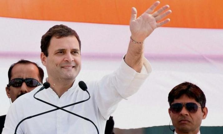 Rajasthan Assembly Elections 2018: Rahul Gandhi leaves out cow