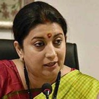 Rahul remembering 'didi' after 'behenji' abandoned him: Smriti Irani
