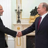 President Vladimir Putin's two-day India visit begins today; US threatens of sanctions ahead of S-400 missile systems deal between New Delhi, Moscow