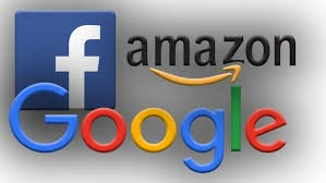 Google, Facebook and Amazonwill testify Monday at a U.S. government hearing on the French government's digital services tax.