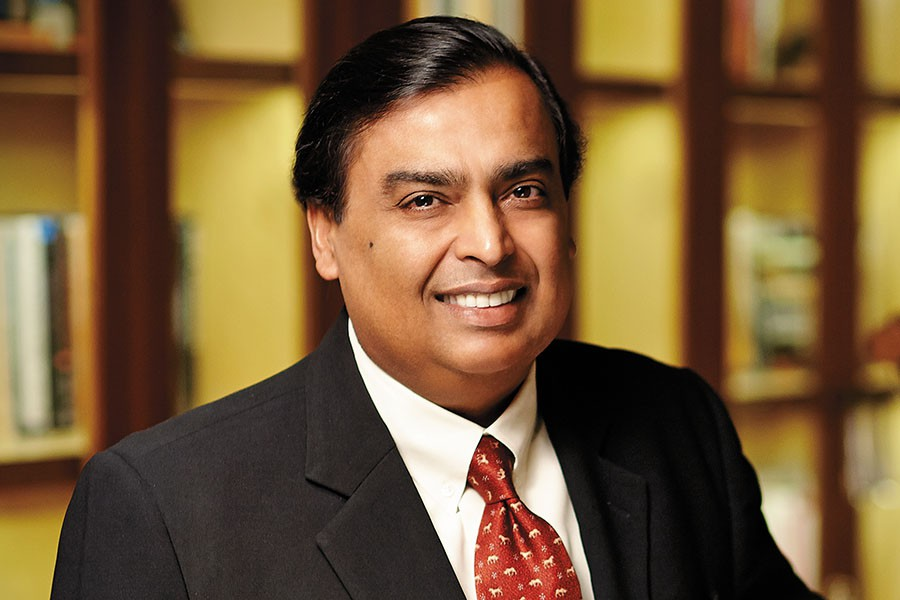 Ambani lost 16800 crore from trade war