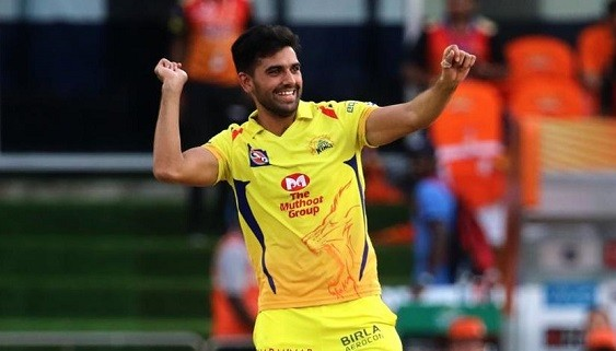 Chahar, spinners maintain CSK's perfect home record