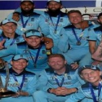Epic final tied, Super Over tied, England win World Cup on boundary count
