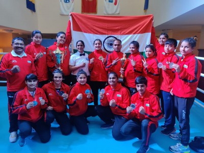 India women top Adriatic Pearl boxing tourney with 5 gold