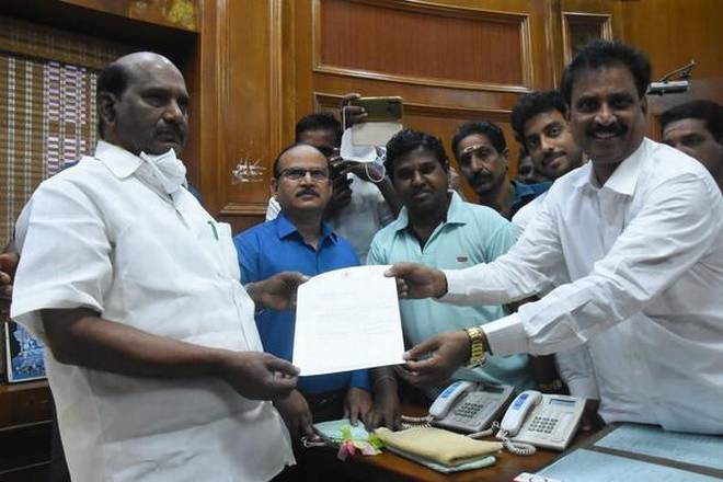 Resignations put ruling Congress in trouble in Puducherry