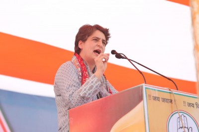 Mathura knows how to break people's arrogance: Priyanka