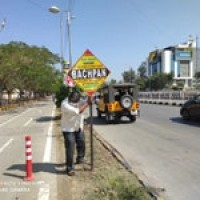 FIR to be filed against those dirtying Indore's roads, walls
