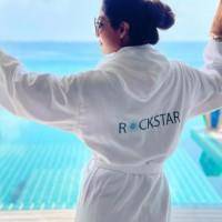 Shilpa Shetty flaunts 'rockstar vibes' in Maldives
