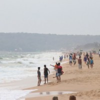 'All at sea' at a Goa beach? Lifeguards are now your swimming coaches