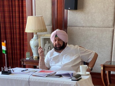 Meagre MSP hike for paddy insult to farmers: Punjab CM