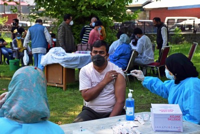 J&K sees 1,117 new Covid cases, 25 deaths