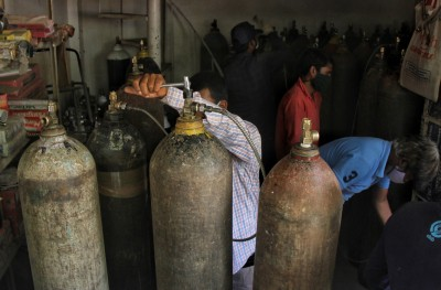 Steel, oil cos become lifeline with ramped up oxygen supplies for Covid relief