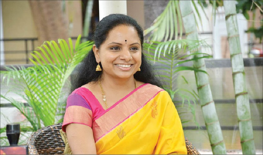 Andhra girl gets new lease of life with K. Kavitha's help
