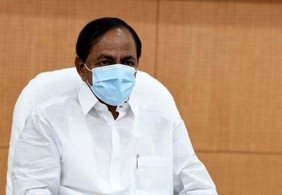 Telangana CM sacks minister over land grabbing allegations