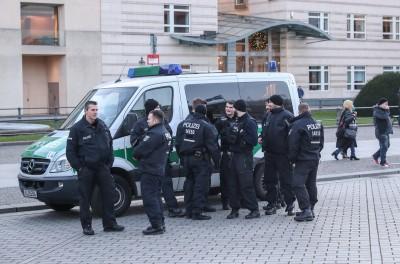 German man arrested over extremist hate mail sent to public figures