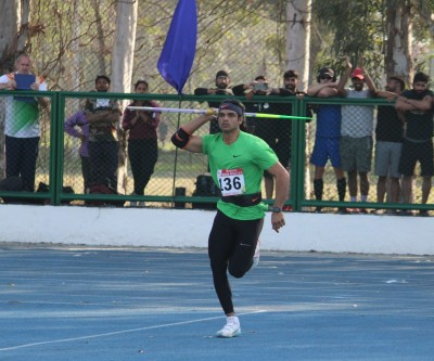 'Corona wave ruined plans to train Indian athletes for Olympics'