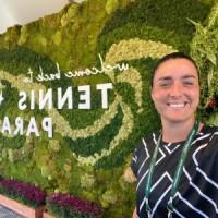 Jabeur, Kerber in Indian Wells quarters; Leylah Fernandez exits