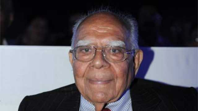 Veteran lawyer and former Union Law Minister Ram Jethmalani passes away at 95