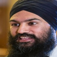 Indian-origin Jagmeet Singh makes history as first non-white opposition leader in Canada's Parliament