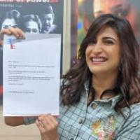 Aahana Kumra on playing a pilot stuck in lockdown in Madhur Bhandarkar's next